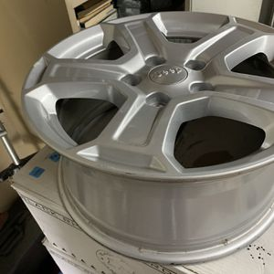 Five (5) Black Rhino Jeep Rims 17 Inches 100.00 Each Or Best Offer for Sale in Lynnwood, WA