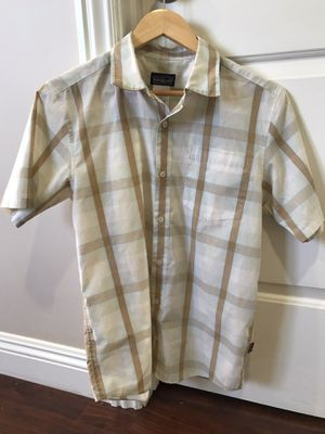 Men's Patagonia short sleeve button up shirt for Sale in San Clemente, CA