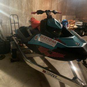 2018 Seadoo Trixx for Sale in San Angelo, TX