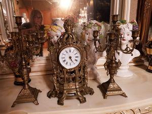 Antique clock set for Sale in Miami, FL