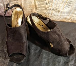 Black Montero Bay Club Woman's Shoes size 8 for Sale in Greenville, SC