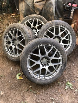"""17"""" tires and rims for Sale in Staten Island, NY"""