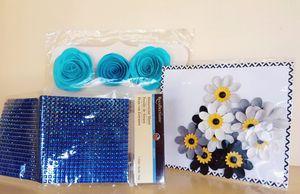 Adhesive Embellishments/ Rhinestones/Craft Supplies for Sale in Chula Vista, CA