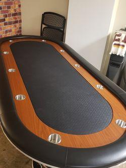 """96"""" Poker Table for Sale in Woodbridge,  VA"""