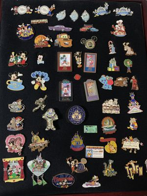 Disney Pins Lot - Rare limited edition for Sale in Long Beach, CA