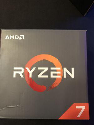 Ryzen 7 1700x for Sale in Ventura, CA
