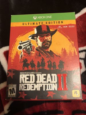 Red Dead Redemption 2 Ultimate Edition for Sale in Greenville, SC