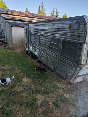 Travel trailer junk for Sale in Stanwood, WA
