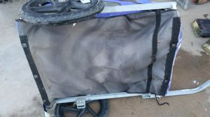 Step right bicycle trailer for Sale in Payson, AZ