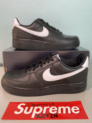 Air Force 1 Low Black White Size 10 Men UNDER RETAIL for Sale in Irvine, CA