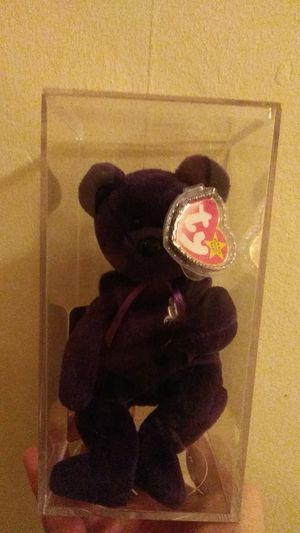 Princess Beanie Baby 1997 for Sale in Brooklyn, OH