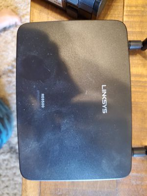 Linksys wifi router for Sale in Waterford, CA