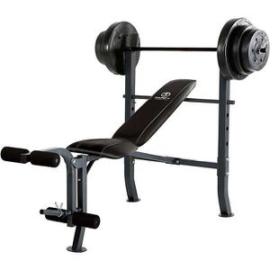Bench press + 100lb of weight for Sale in Spring, TX