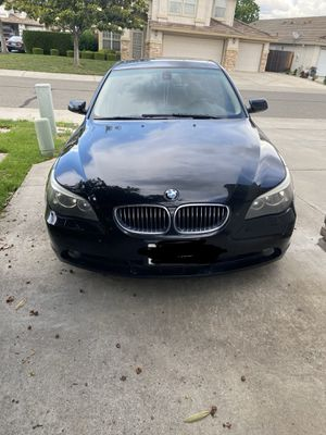 2007 BMW 525i for Sale in Elk Grove, CA