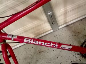 Bianchi bike for Sale in Murrieta, CA
