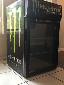 Monster Energy Beverage Refrigerator for Sale in Orlando,  FL