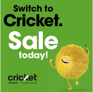 Switch to Cricket & get a FREE PHONE! for Sale in Honolulu, HI