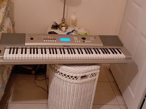 75 keyboard Yamaha for Sale in Fort Myers, FL