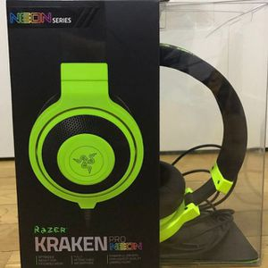 Razor Kraken Neon Headset For Sale for Sale in Canton, MI
