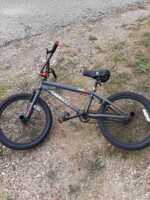CG Bike co virus bmx freestyle bike for Sale in Victoria, TX
