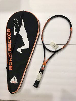 New Boris Becker 11L Tennis Racket Size: 4 3/8 for Sale in Fontana, CA