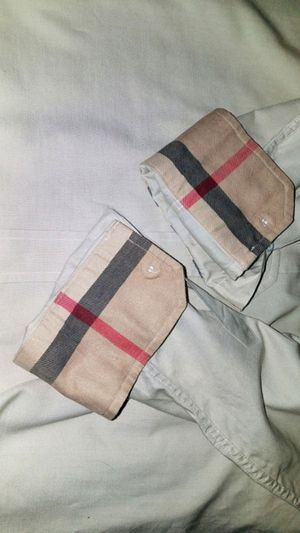 Men's Burberry Button Up Shirt for Sale in St. Peters, MO