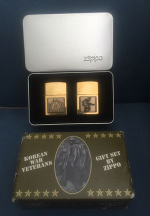 Zippo lighters for Sale in Fontana, CA