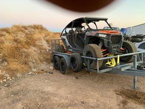 14 ft utility trailer for Sale in Phoenix, AZ