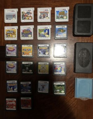 Nintendo 3DS and DS Games for Sale in Ferndale, MI