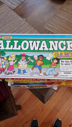 The allowance game for Sale in Los Angeles, CA