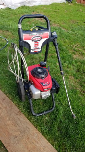 Honda 3000 psi Pressure Washer. for Sale in Snohomish, WA