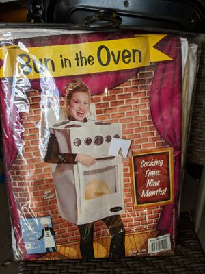 Bun in the oven Halloween costume for Sale in Clearwater, FL