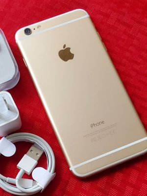 """iPhone 6 Plus ,,Factory UNLOCKED Excellent CONDITION """"as like nEW"""" for Sale in Springfield, VA"""