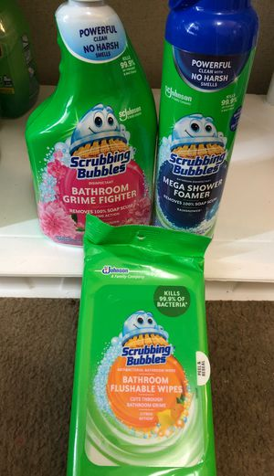 Bathroom Cleaning Product for Sale in Dudley, NC