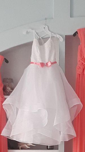 2 Flower girl dresses for Sale in Pawtucket, RI