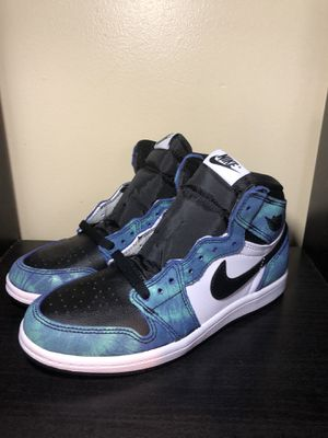 New Air Jordan 1 Tie Dye (PS) Size 3Y for Sale in Fairfax, VA