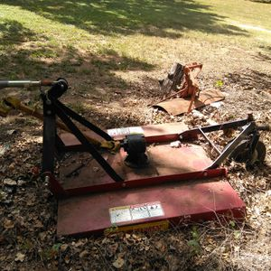 Tractor 48' brush hog for Sale in Burleson, TX