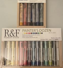 Pigment Sticks For Painting for Sale in Falls Church,  VA