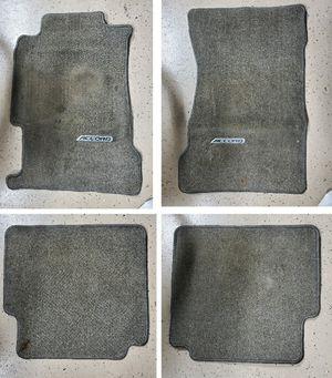 Accord floor mats for Sale in Elk Grove, CA