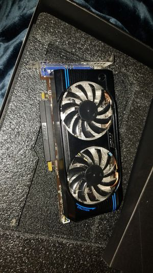 Msi gtx 460 twin frozer for Sale in Seattle, WA