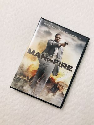DVD man on Fire for Sale in Santa Maria, CA