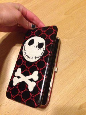 Nightmare Before Christmas Wallet for Sale in San Diego, CA