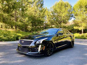 2017 Cadillac CTS-V sale or trade Jeep rubicon gtr benz srt srt8 amg bmw audi escalade Yukon Denali Sierra Silverado Raptor atsv camaro zl1 1le ss for Sale in Los Angeles, CA