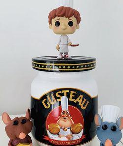 Disney Ratatouille Gusteau Cookie Jar for Sale in Pasadena,  CA
