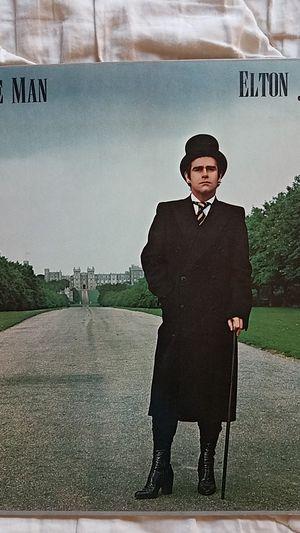 Elton John - A single man LP for Sale in Woodbine, MD