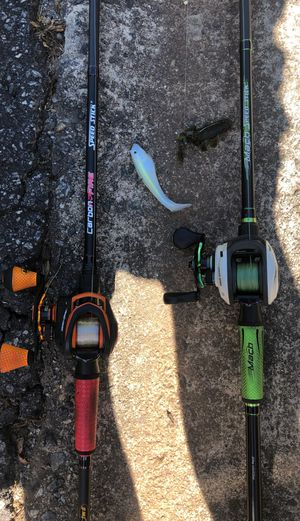 Lews fishing rods for Sale in Cumming, GA