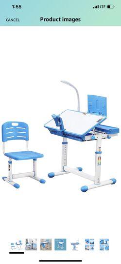 """Kids Desk """"New"""" for Sale in Fresno,  CA"""