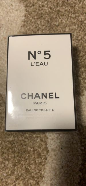 Chanel no.5 perfume/toilette 3x.7 ml for Sale in Fairfax, VA
