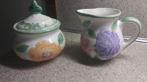 Bachelle Creamer Set for Sale in North Little Rock, AR
