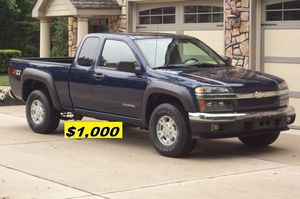 $1.OOO I'm selling urgently 2004 Chevrolet Colorado Truck V6. for Sale in Tacoma, WA